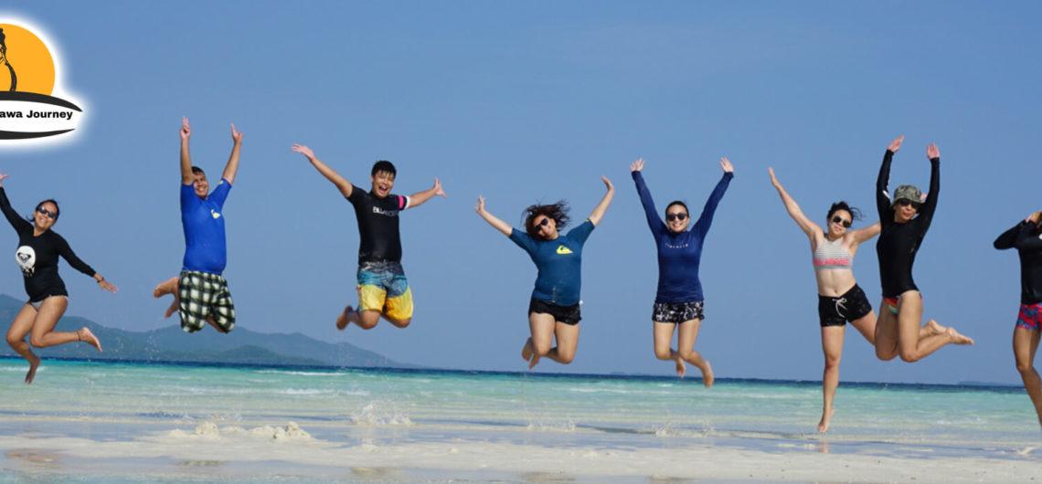 Cara liburan dari jakarta karimunjawa - tour karimunjawa pulau cemara kecil