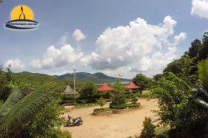 Paket Tour Karimunjawa Hotel AC - penginapan hotel sunrise karimunjawa pemandangan