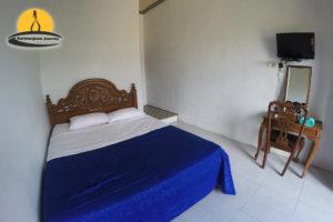 Paket Tour Karimunjawa Hotel AC - penginapan hotel sunrise karimunjawa tempat tidur