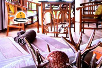 Penginapan brave azzurine resort karimunjawa suasana pemandangan