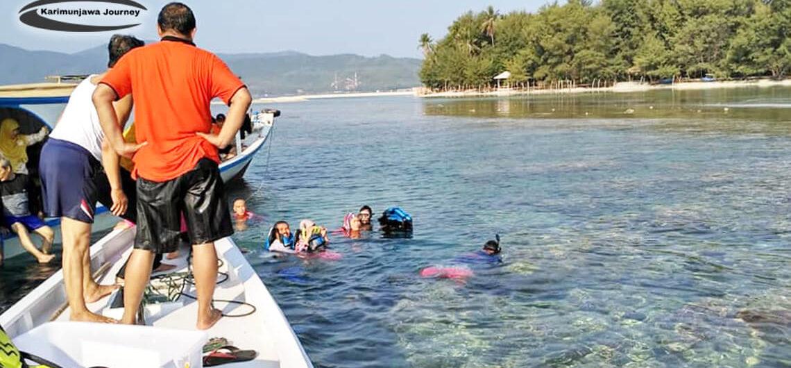 Sandal Yang Cocok Untuk Ke Pantai Karimun Jawa