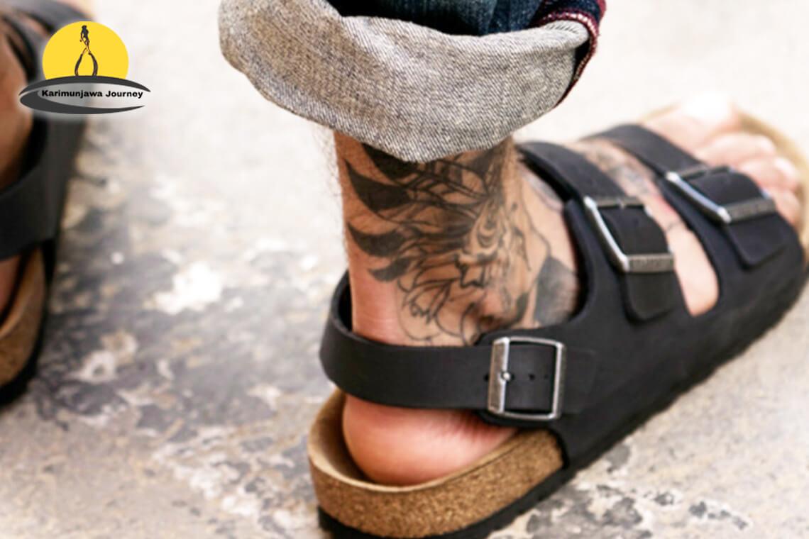 Sandal Yang Cocok Untuk Ke Pantai Karimun Jawa Sandal Birkenstocks