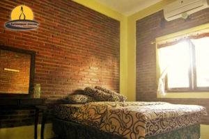 penginapanmangrove karimunjawa kamar tidur